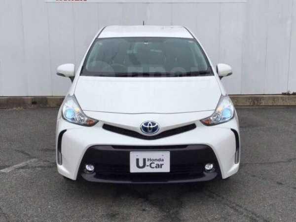 Toyota Prius a, 2015 год, 999 000 руб.