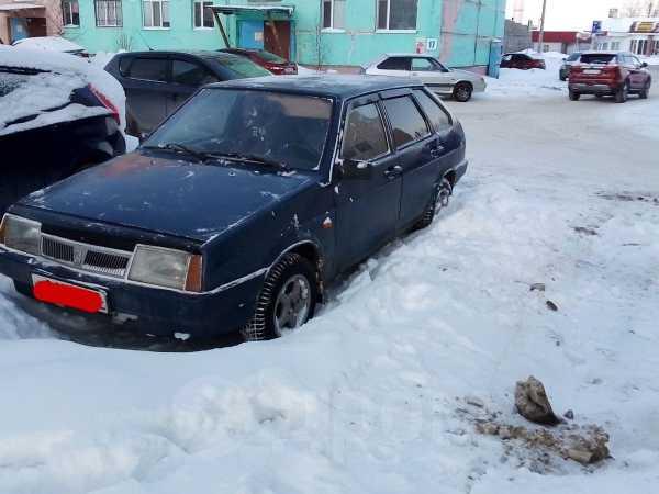 Лада 2109, 2001 год, 20 000 руб.