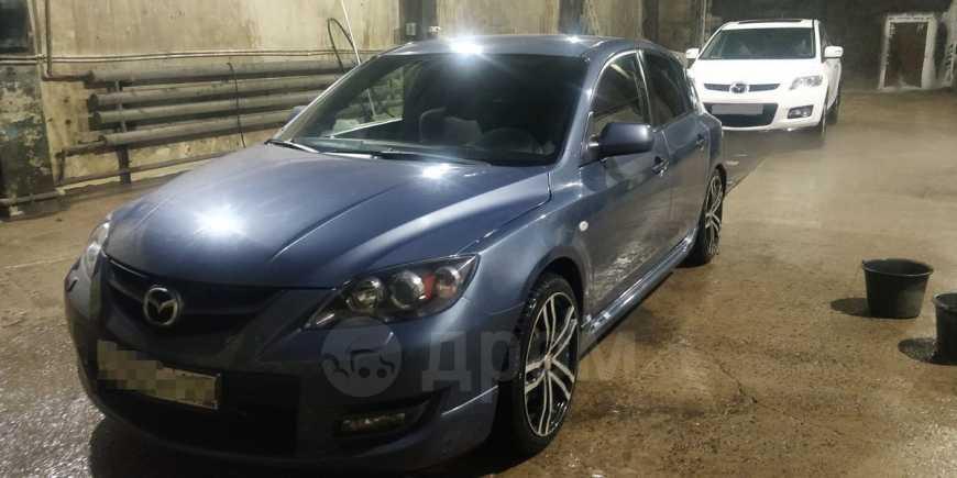 Mazda Mazda3 MPS, 2007 год, 500 000 руб.