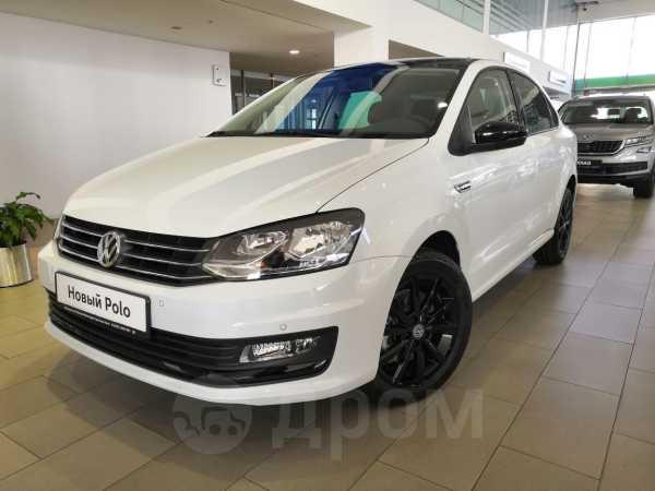 Volkswagen Polo, 2019 год, 974 900 руб.