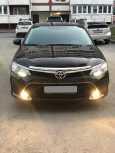 Toyota Camry, 2017 год, 1 220 000 руб.