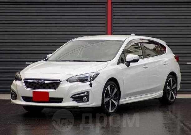 Subaru Impreza, 2017 год, 746 000 руб.