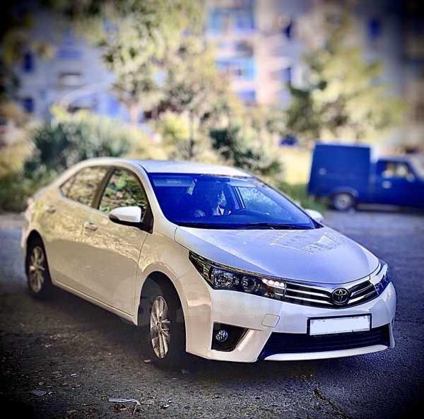 Toyota Corolla, 2014 год, 860 000 руб.