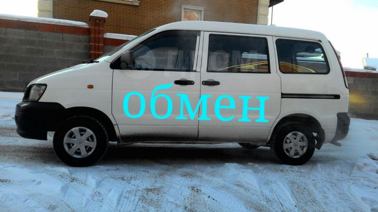 Toyota Town Ace, 2001 год, 285 000 руб.