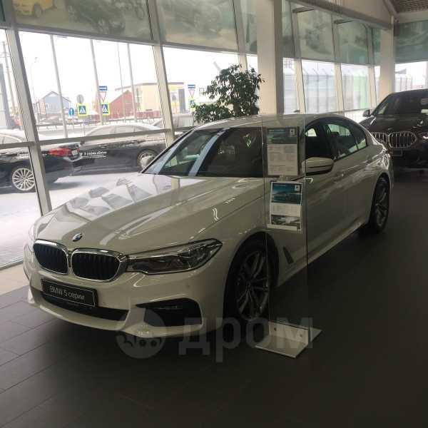 BMW 5-Series, 2019 год, 3 930 000 руб.
