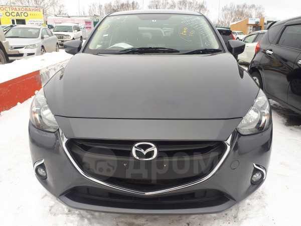 Mazda Demio, 2016 год, 655 000 руб.