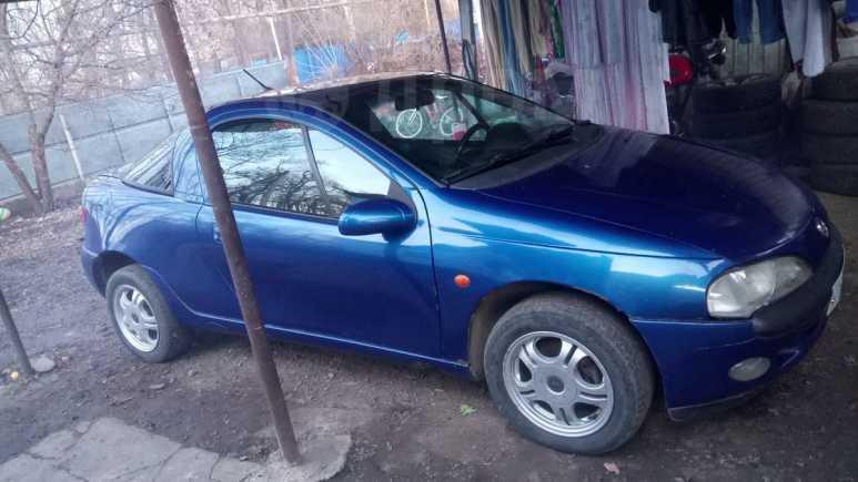Opel Tigra, 1999 год, 117 000 руб.