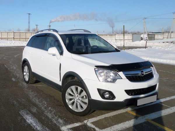 Opel Antara, 2014 год, 888 000 руб.