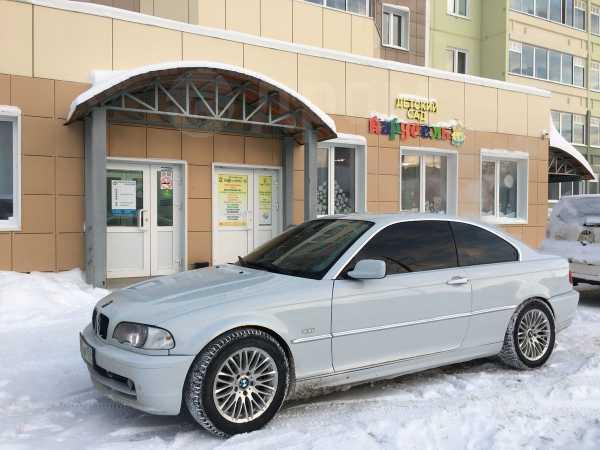 BMW 3-Series, 2002 год, 330 000 руб.