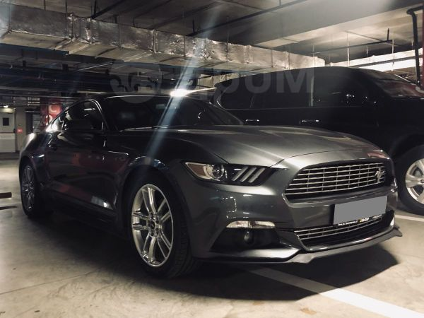 Ford Mustang, 2016 год, 2 000 000 руб.