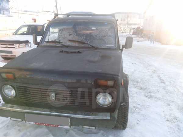 Лада 4x4 2121 Нива, 1981 год, 125 000 руб.