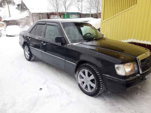 Mercedes-Benz E-Class, 1991 год, 200 000 руб.