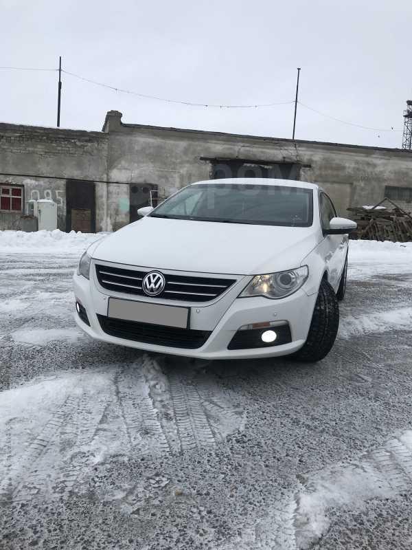 Volkswagen Passat CC, 2011 год, 560 000 руб.