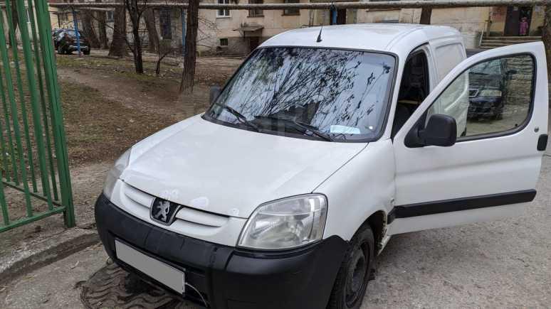 Peugeot Partner, 2008 год, 168 000 руб.