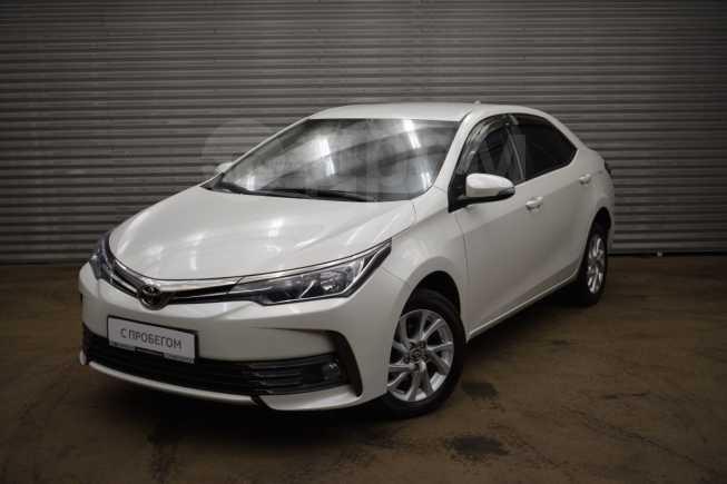 Toyota Corolla, 2018 год, 1 029 000 руб.
