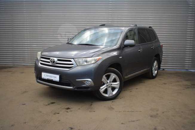 Toyota Highlander, 2012 год, 1 049 000 руб.