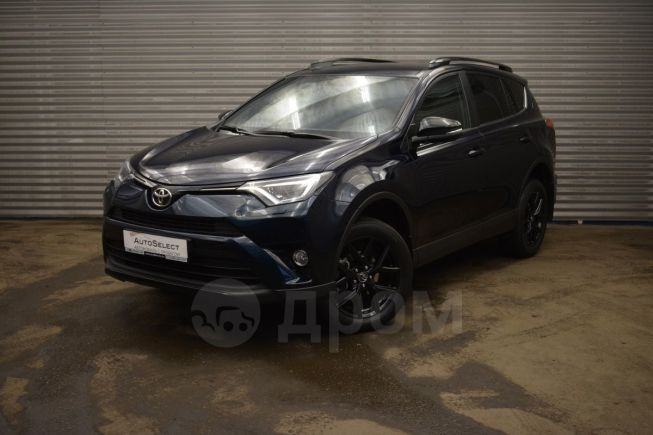 Toyota RAV4, 2018 год, 1 671 487 руб.