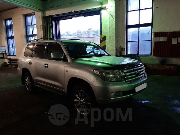 Toyota Land Cruiser, 2008 год, 2 050 000 руб.