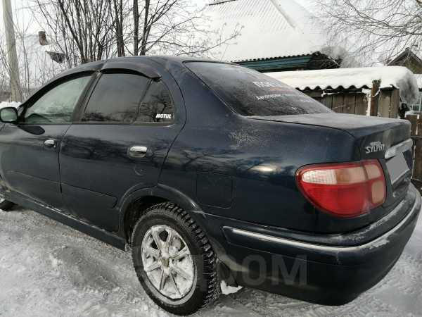 Nissan Bluebird Sylphy, 2000 год, 215 000 руб.