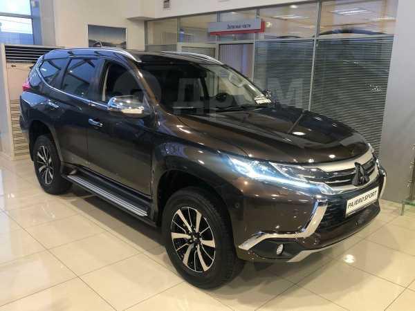 Mitsubishi Pajero Sport, 2018 год, 2 726 000 руб.