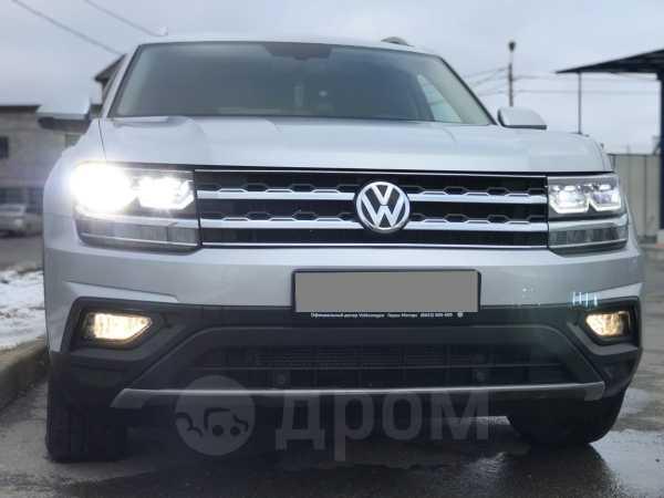 Volkswagen Teramont, 2018 год, 2 630 000 руб.