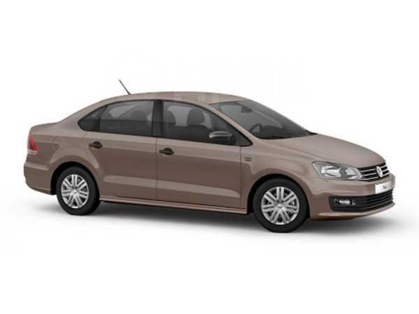 Volkswagen Polo, 2020 год, 916 900 руб.