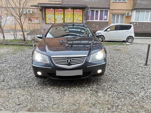 Acura RL, 2005 год, 480 000 руб.