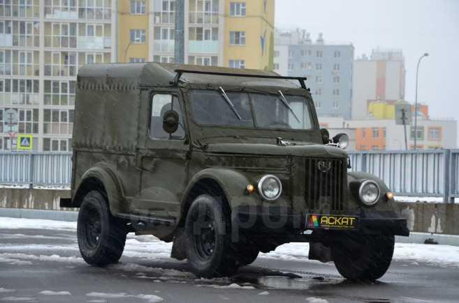 ГАЗ 69, 1963 год, 355 000 руб.