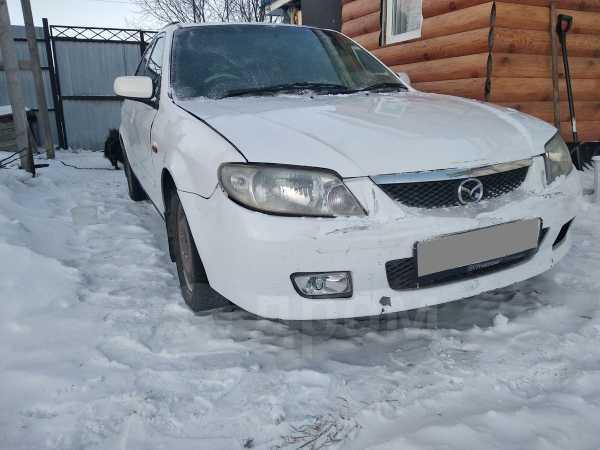 Mazda Familia S-Wagon, 2002 год, 140 000 руб.