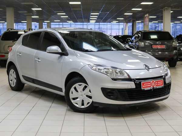 Renault Megane, 2012 год, 399 900 руб.