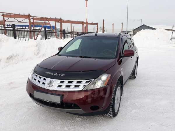 Nissan Murano, 2007 год, 485 000 руб.