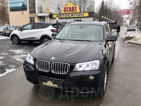 BMW X3, 2014 год, 1 310 000 руб.