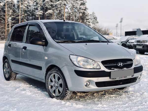 Hyundai Getz, 2010 год, 285 000 руб.