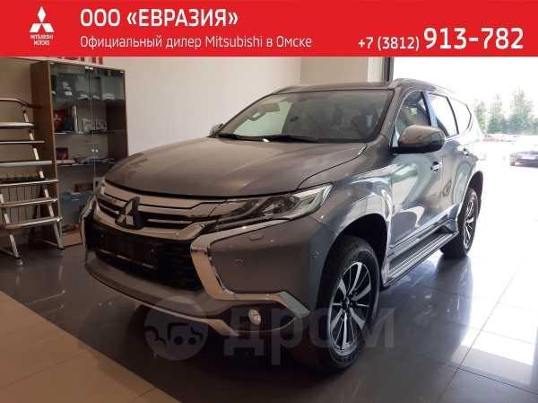 Mitsubishi Pajero Sport, 2019 год, 2 943 000 руб.