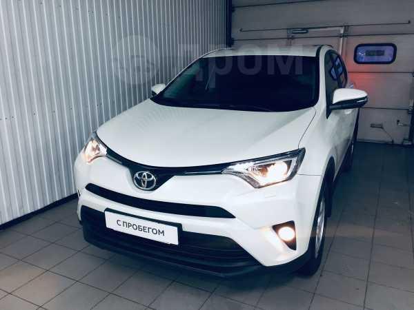 Toyota RAV4, 2017 год, 1 460 000 руб.