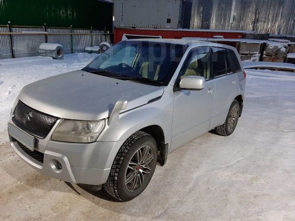 Suzuki Escudo, 2008 год, 625 000 руб.