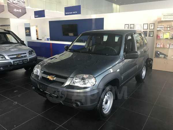 Chevrolet Niva, 2019 год, 684 000 руб.