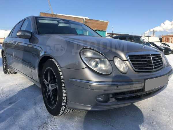 Mercedes-Benz E-Class, 2004 год, 585 000 руб.