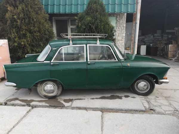 Москвич 408, 1967 год, 65 000 руб.