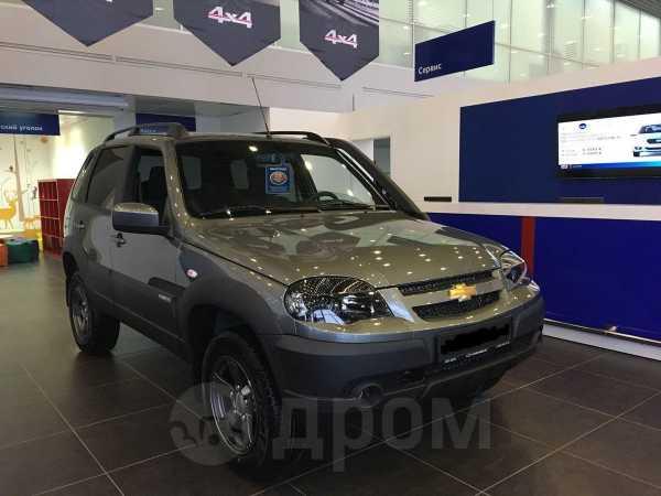 Chevrolet Niva, 2019 год, 798 000 руб.