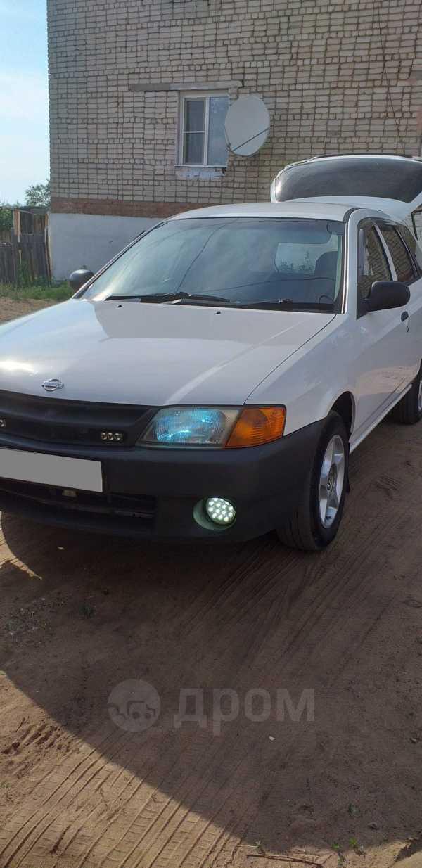 Nissan AD, 2002 год, 250 000 руб.
