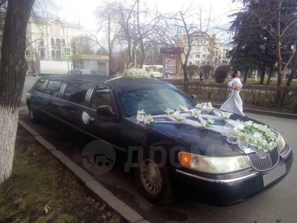 Lincoln Town Car, 2001 год, 600 000 руб.