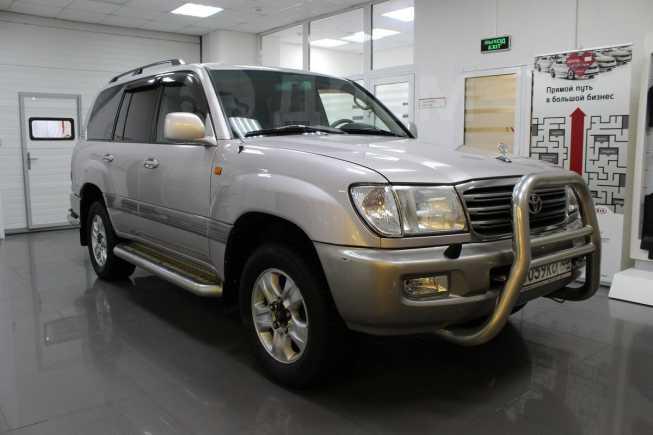 Toyota Land Cruiser, 2004 год, 1 107 000 руб.