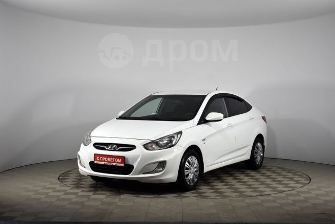 Hyundai Solaris, 2013 год, 459 000 руб.