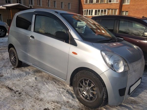 Subaru Pleo, 2014 год, 300 000 руб.
