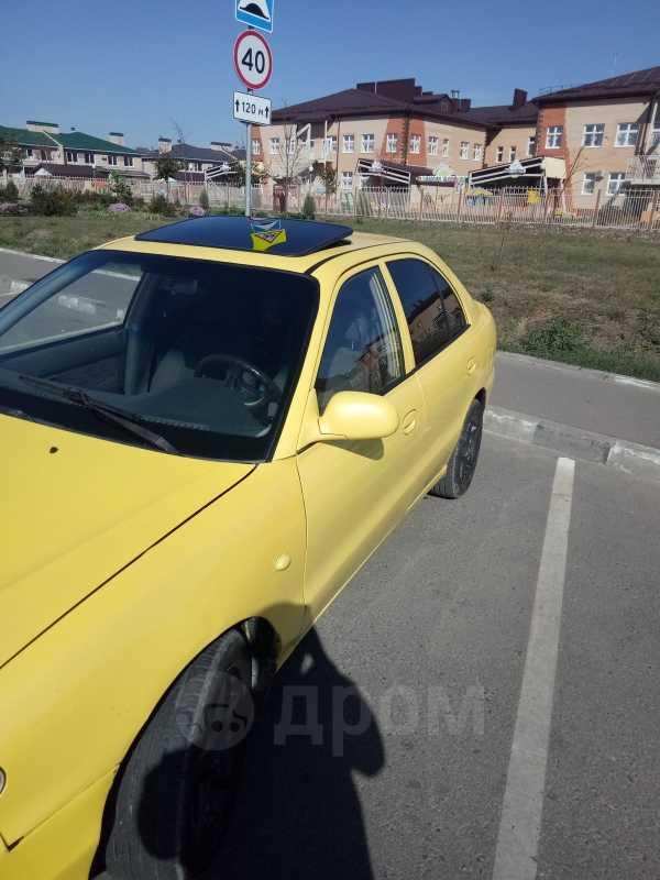 Hyundai Accent, 1997 год, 95 000 руб.