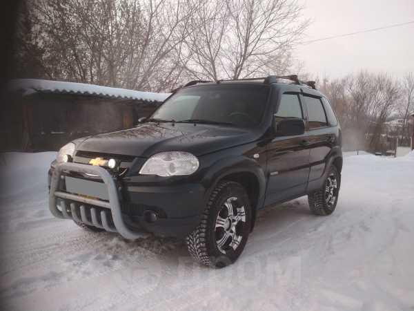 Chevrolet Niva, 2014 год, 423 000 руб.