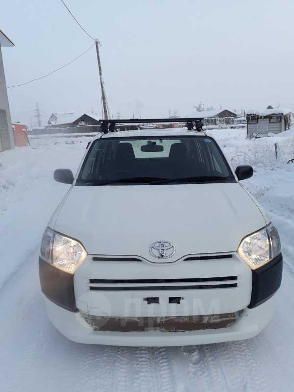 Toyota Succeed, 2014 год, 545 000 руб.
