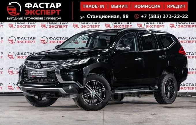 Mitsubishi Pajero Sport, 2019 год, 2 249 000 руб.