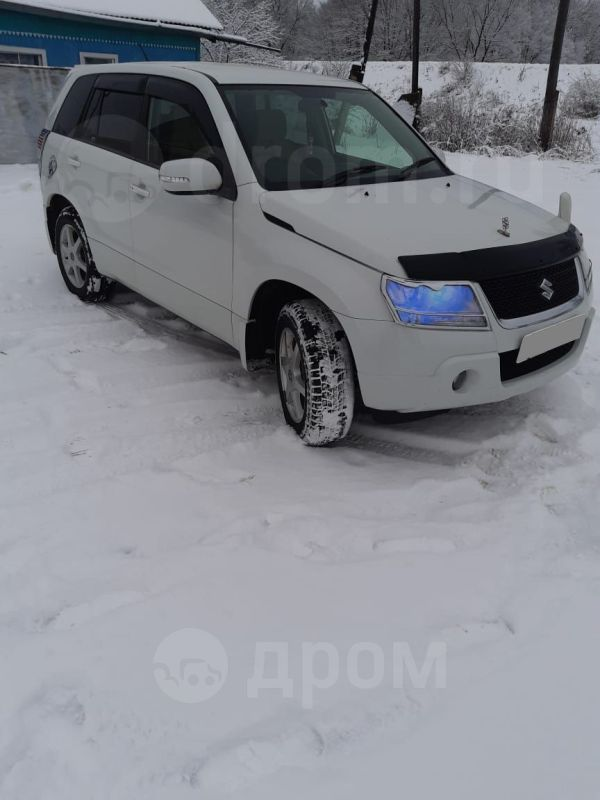 Suzuki Escudo, 2008 год, 730 000 руб.